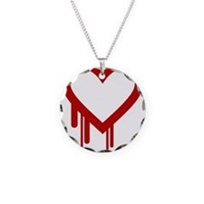 HeartBleed Necklace