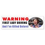 Bumper Sticker Required by Law