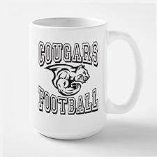 Cougars Football Mugs