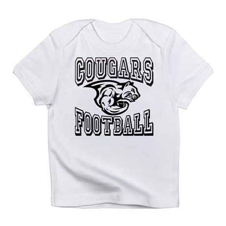 Cougars Football Infant T-Shirt