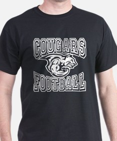 Cougars Football T-Shirt