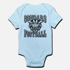 Cougars Football Body Suit