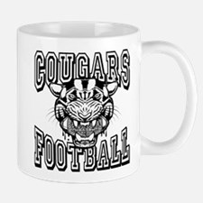 Cougars Football Mugs