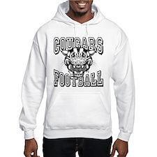 Cougars Football Hoodie