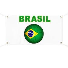 Brasil Futebol 2014 Banner