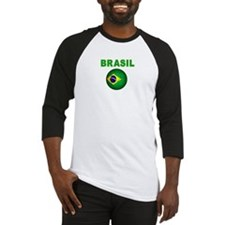 Brasil Futebol 2014 Baseball Jersey
