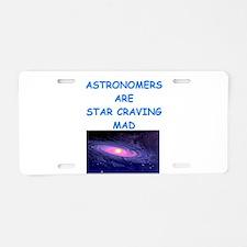 16 Aluminum License Plate