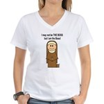 Scott Designs Women's V-Neck T-Shirt