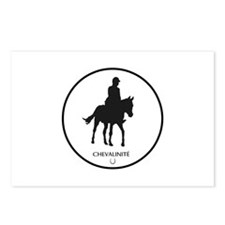 Horse Theme Design by Chevalinite Postcards (Packa