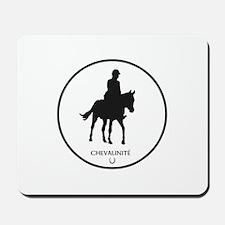 Horse Theme Design by Chevalinite Mousepad