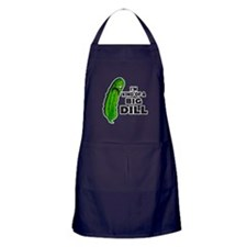 Big Dill Apron (dark)