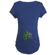 Big Dill Maternity T-Shirt