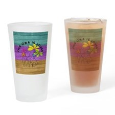 Oma 3 Drinking Glass