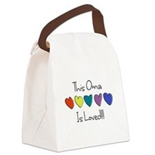 Oma 2 Canvas Lunch Bag