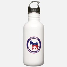 California Democratic Party Original Water Bottle