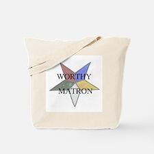 Cute Eastern star past matron Tote Bag