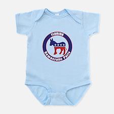 Florida Democratic Party Original Body Suit