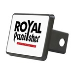 Royal Punisher Logo Hitch Cover