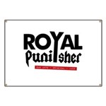 Royal Punisher Logo Banner