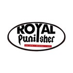 Royal Punisher Logo Patches