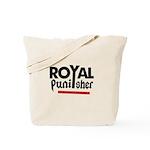 Royal Punisher Logo Tote Bag