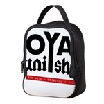 Royal Punisher Logo Neoprene Lunch Bag