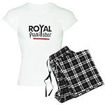 Royal Punisher Logo Pajamas