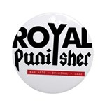 Royal Punisher Logo Ornament (Round)