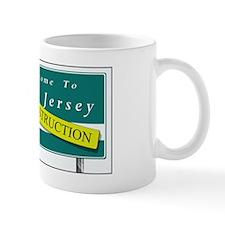Construction NJ Funny Mug