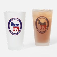 Kentucky Democratic Party Original Drinking Glass