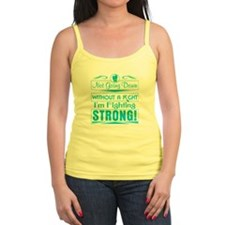 Cervical Cancer Fighting Stron Jr.Spaghetti Strap