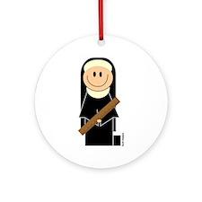 Catholic School Ornament (Round)