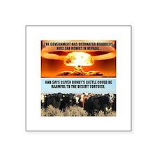 Raid On Bundy Ranch Sticker