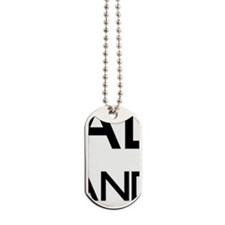 Keep Calm and Trust Your Actuary Dog Tags