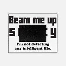 Beam Me Up Picture Frame