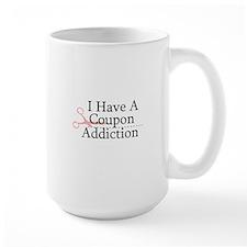 coupon addiction Mugs
