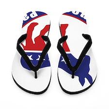 New York Democratic Party Original Flip Flops