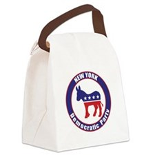 New York Democratic Party Original Canvas Lunch Ba