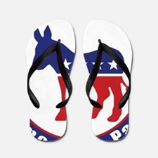 North Carolina Democratic Party Original Flip Flop