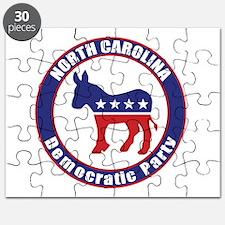 North Carolina Democratic Party Original Puzzle