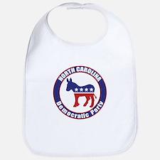 North Carolina Democratic Party Original Bib