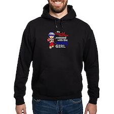 CHD Combat Girl 1 Hoodie