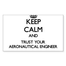 Keep Calm and Trust Your Aeronautical Engineer Sti