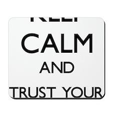 Keep Calm and Trust Your Aeronautical Engineer Mou