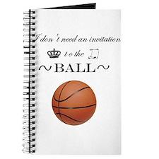 Cute Basketball Journal