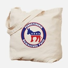 Pennsylvania Democratic Party Original Tote Bag