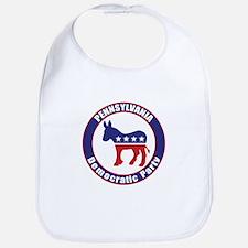 Pennsylvania Democratic Party Original Bib