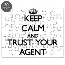 Keep Calm and Trust Your Agent Puzzle