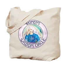 Wise Woman Tote Bag