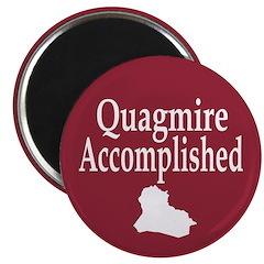 Quagmire Accomplished Magnet